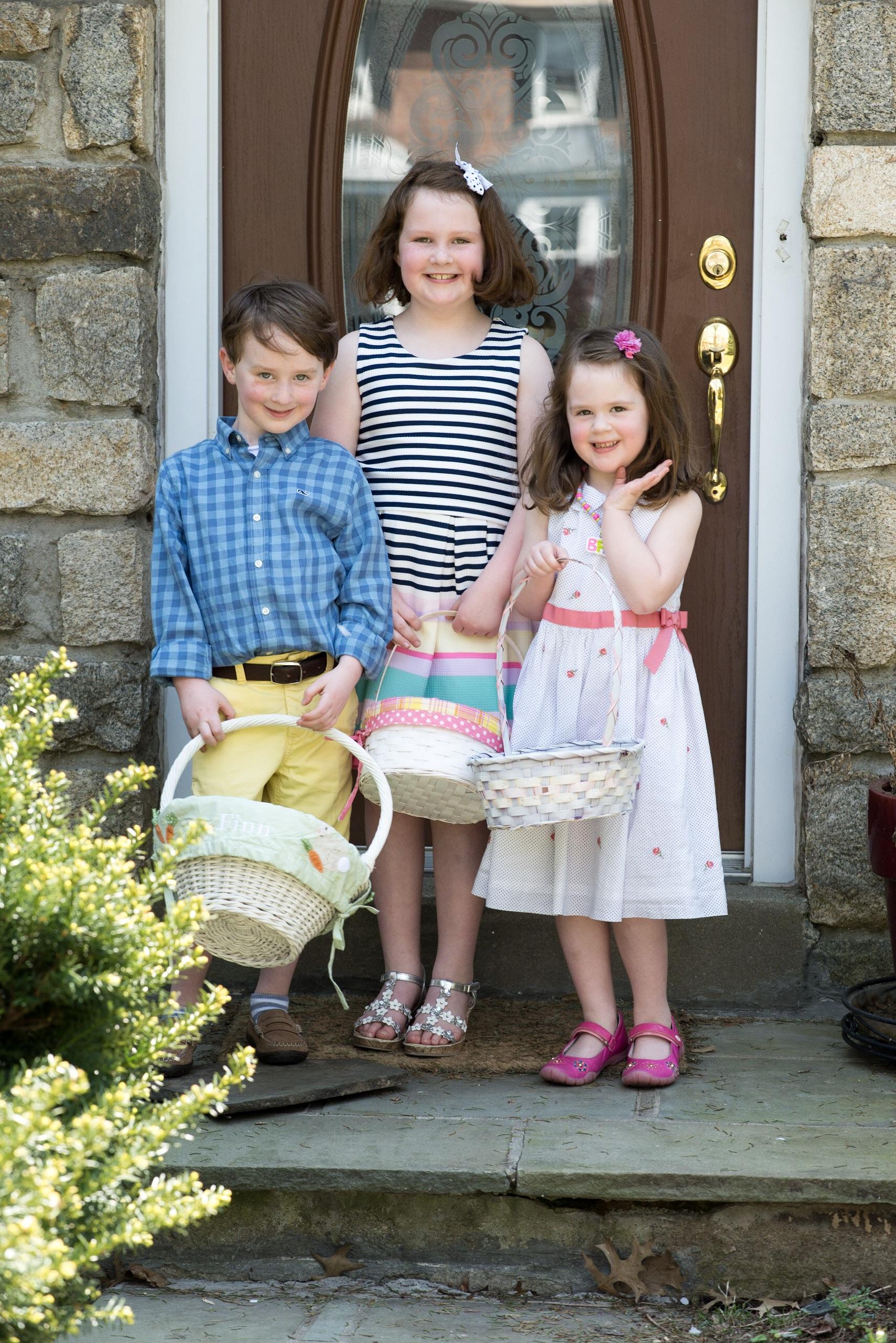 The Kelleher Family Blog header image